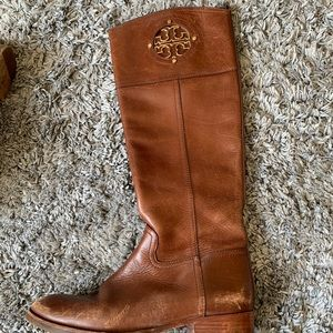 Tory Burch Kiernan Riding Boots 6.5